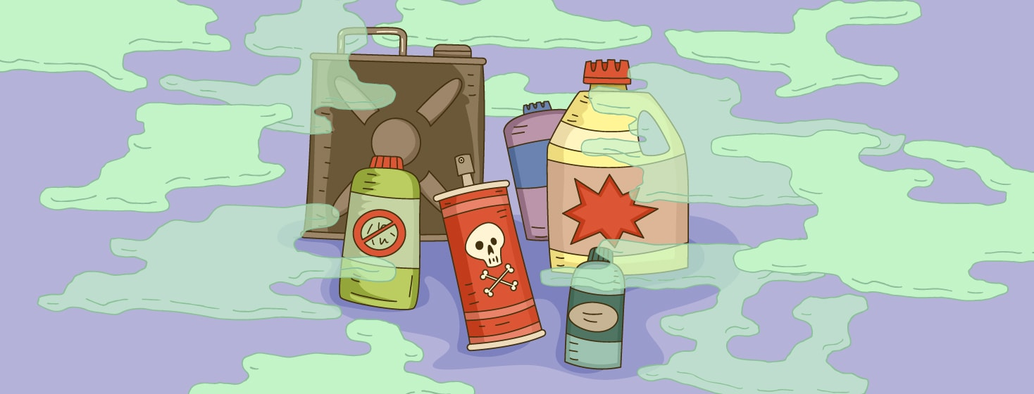 Educate Yourself About Toxins to Live a Good Life for as Long as Possible