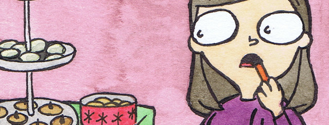 Bladder Cancer Comic: Sweet Temptations image