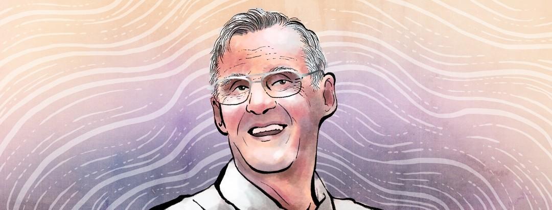 Advocate portrait of Karl.